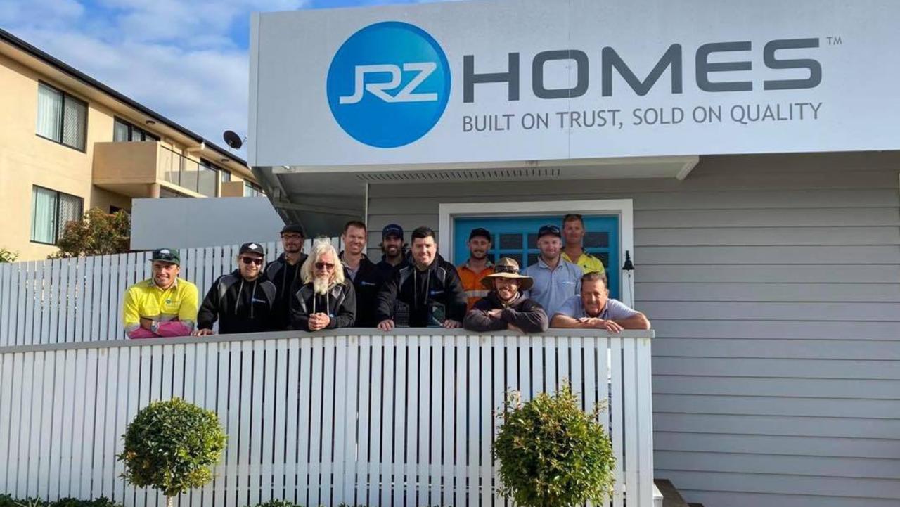 WINNER WINNER: JRZ Homes Bundaberg struck gold after taking home two awards at the Masterbuilders Queensland Awards for the Wide Bay Burnett.