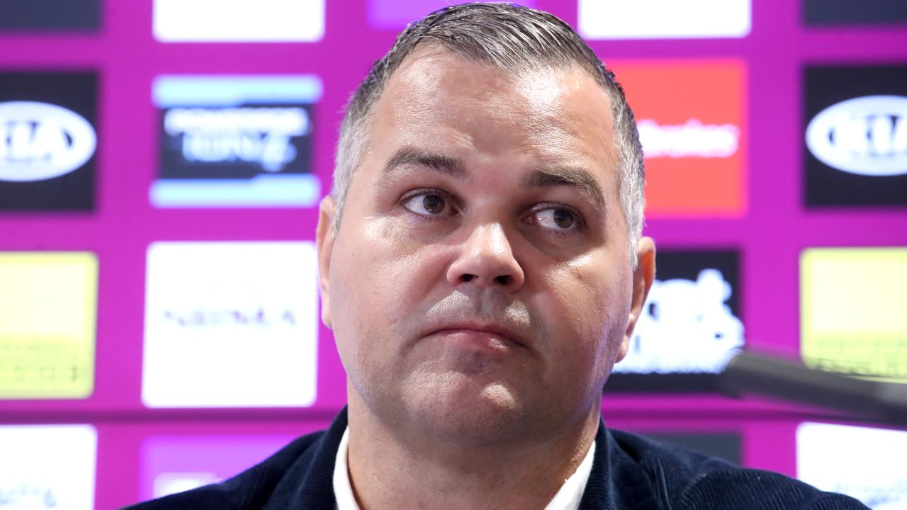 Anthony Seibold received a huge payout from the Broncos. Picture: Jono Searle/Getty Images