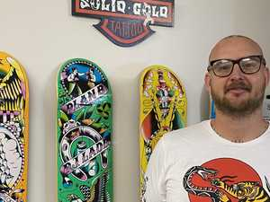 Business goes 'gangbusters' like never before for tattooists