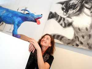 Two of region's top artists to host free workshops