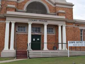 The people facing serious charges in Gympie court today