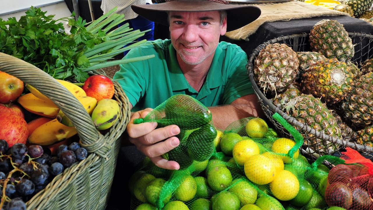 There is tonnes of fresh produce, homewares, delicious food and entertainment happening around the Gympie region this weekend at any of the multiple local markets. Photo Geoff Potter