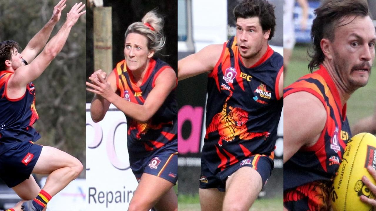 Which players will lead the Noosa Tigers to AFL premiership glory?