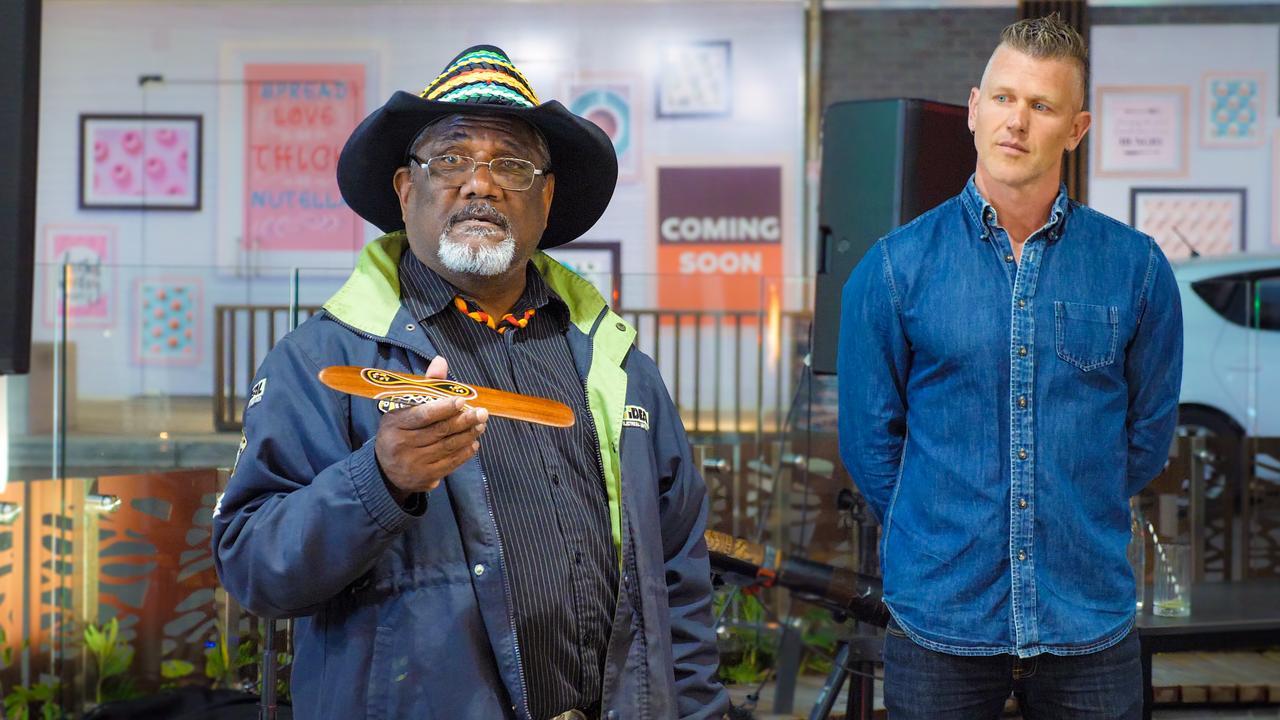 The Good Place, Kawana will host a special bush tucker degustation event Kabi Kabi tribe elder and storyteller Tais Lees.
