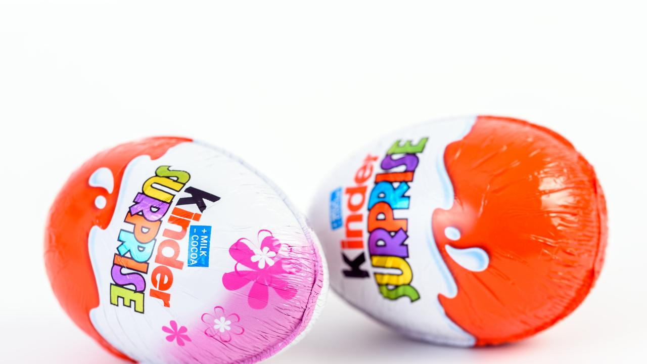 Dylan Peter Kelly was fined $300 after he was caught with drugs stashed inside a plastic Kinder Surprise egg in his car.