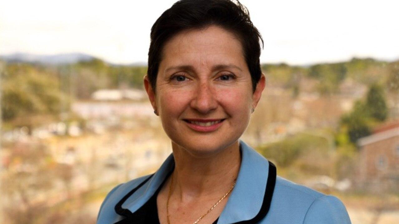 Sunshine Coast Council's new CEO Emma Thomas.