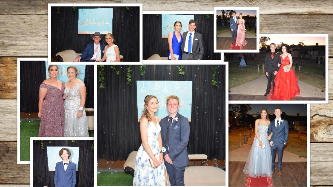 The 2020 Nanango State High School formal. (Picture: Tristan Evert)