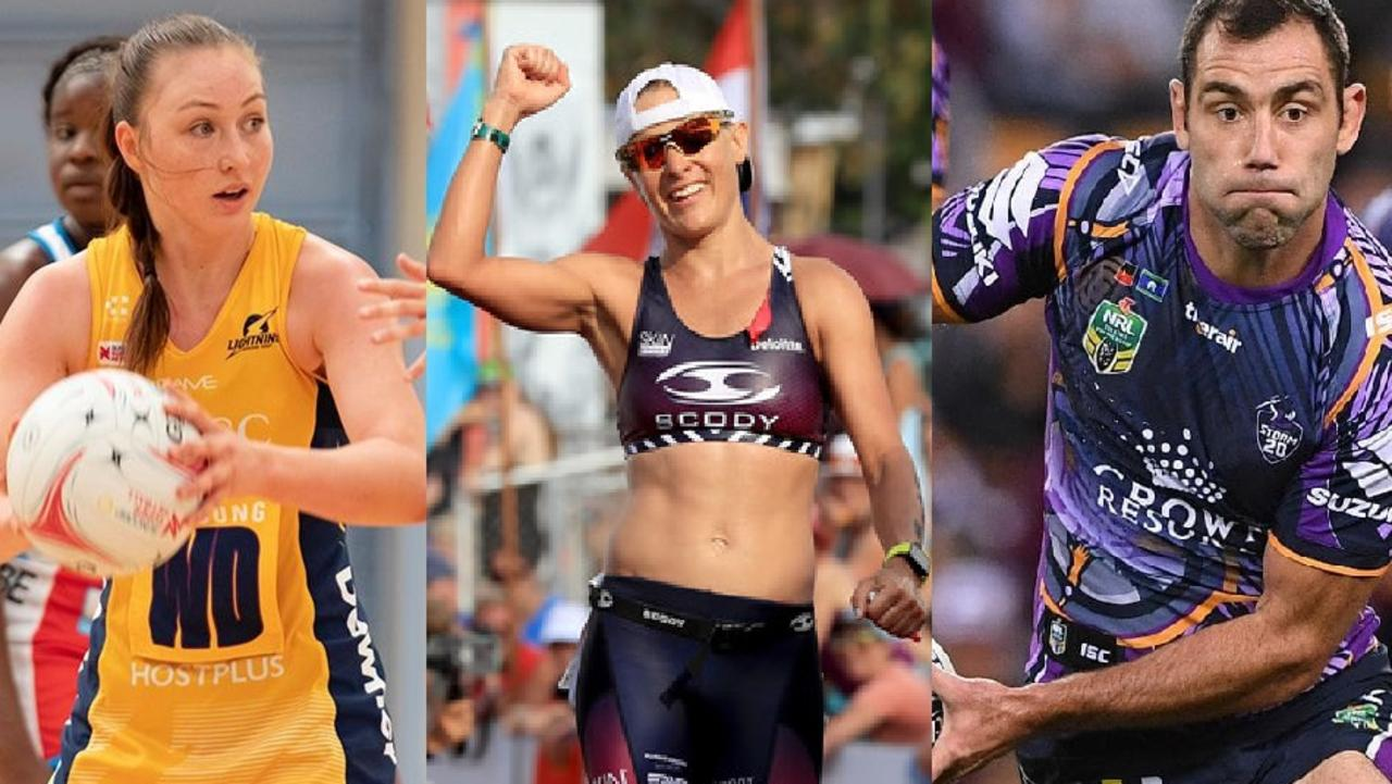 Super Netball, IRONMAN, NRL action, and more - It's a huge weekend of elite sport on the Sunshine Coast.