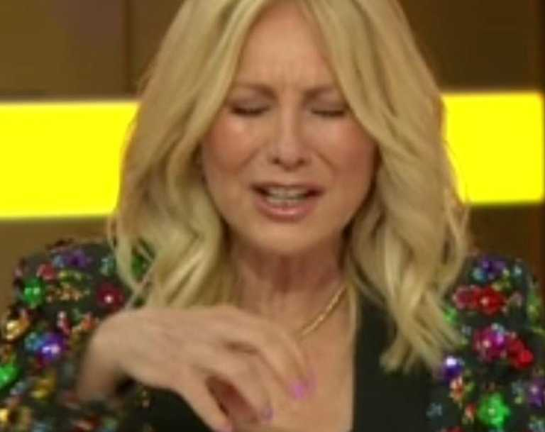 Kerri-Anne Kennerley is leaving Ten.