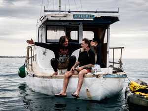 Lost boaties: 'Critics can stick it, we had an adventure'