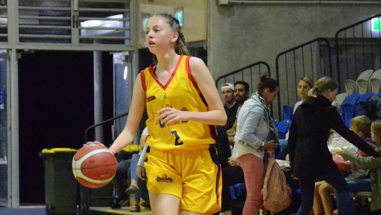 Capitals young gun Georgia Woolley. Picture: Fan Fair