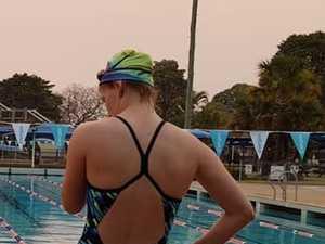 Grafton club gets back into the swim of things