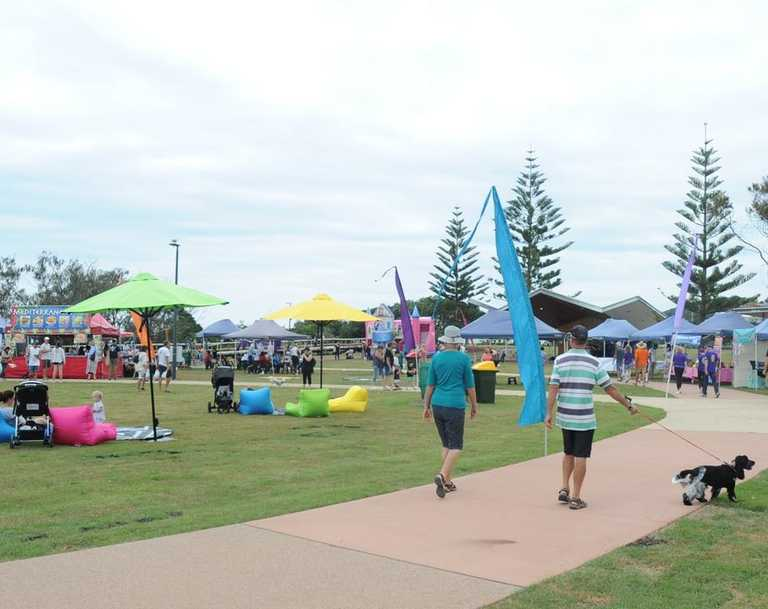 Harbourside Markets are one of several COVID Safe events on in Coffs over the next week.