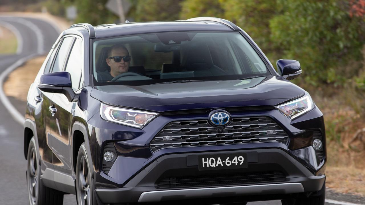 The price of the Toyota RAV4 Cruiser has jumped 4 per cent between May and August.