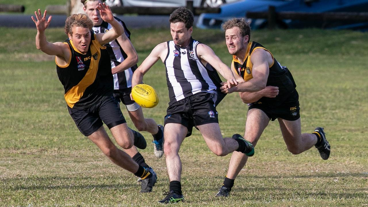 Grafton Tigers welcome Port Macquarie Magpies to Ellem Oval for Round 9 of the AFL North Coast season on Saturday.
