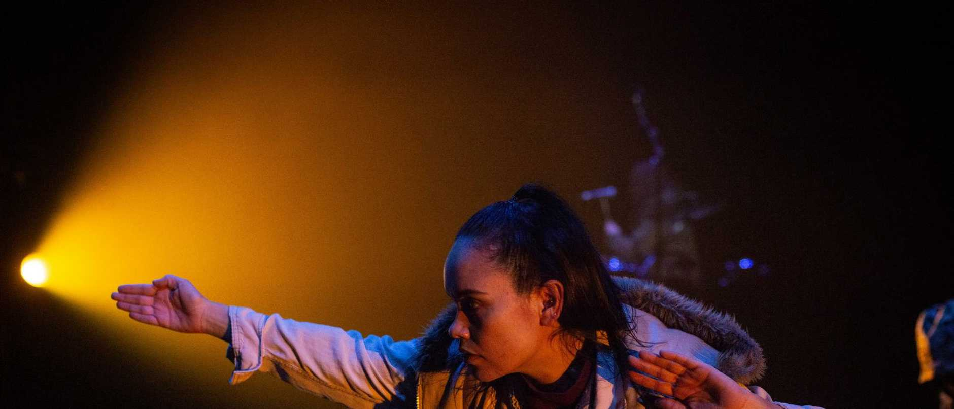 Silence is a new dance work that challenges Australia's nationhood and pokes fun at 25o years of occupation by interlopers who should really be paying rent.