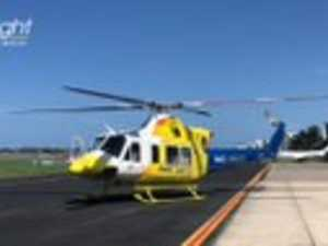 UPDATE: Two airlifted off Fraser Island with facial burns