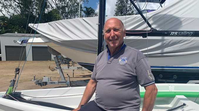 Seasoned sailor 'honoured' by state's top sailing gong