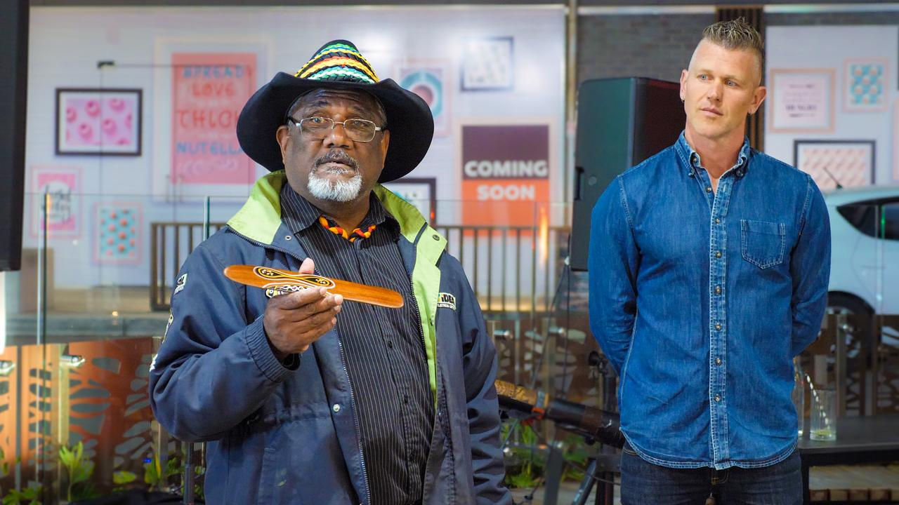 The Good Place, Kawana will host a special bush tucker degustation event Kabi Kabi tribe elder and storyteller Tais Lees.