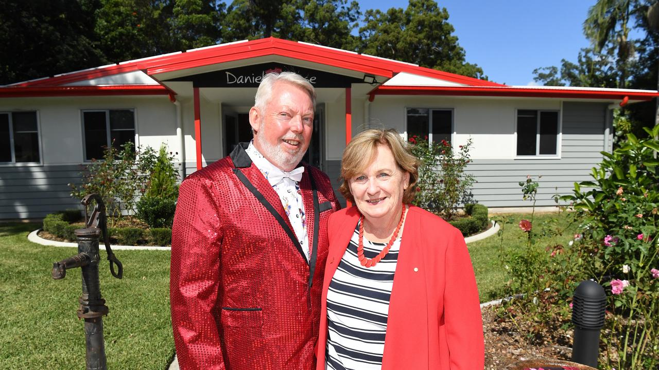 The Daniel Morcombe Foundation turned 15 this year, and Bruce and Denise Morcombe were pleased with their work so far. Picture: Warren Lynam