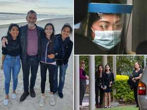 'Strange': Sarah Caisip on dad's funeral in quarantine