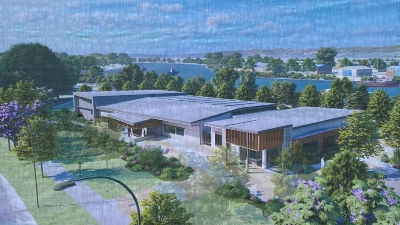 The school will have dual locations – with its second site set to be developed at Gladstone Marina.