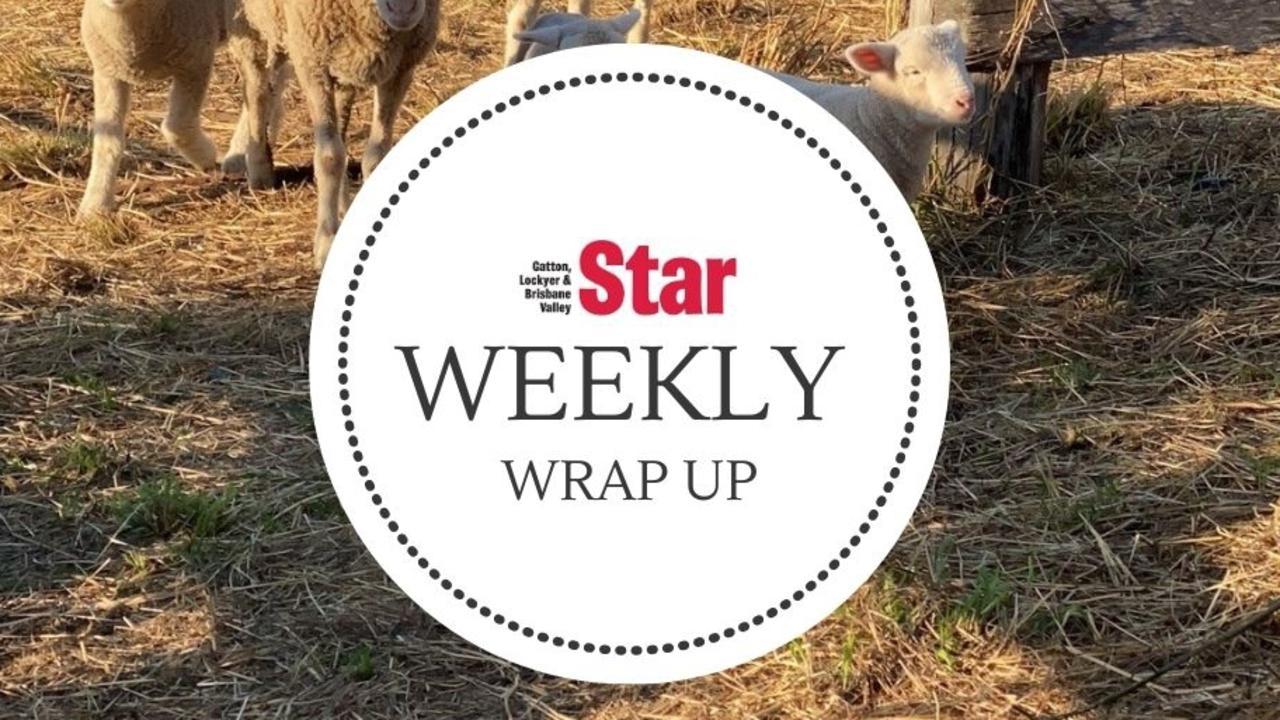 Gatton Star weekly wrap-up.