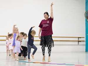 Queensland Ballet reach out to next generation