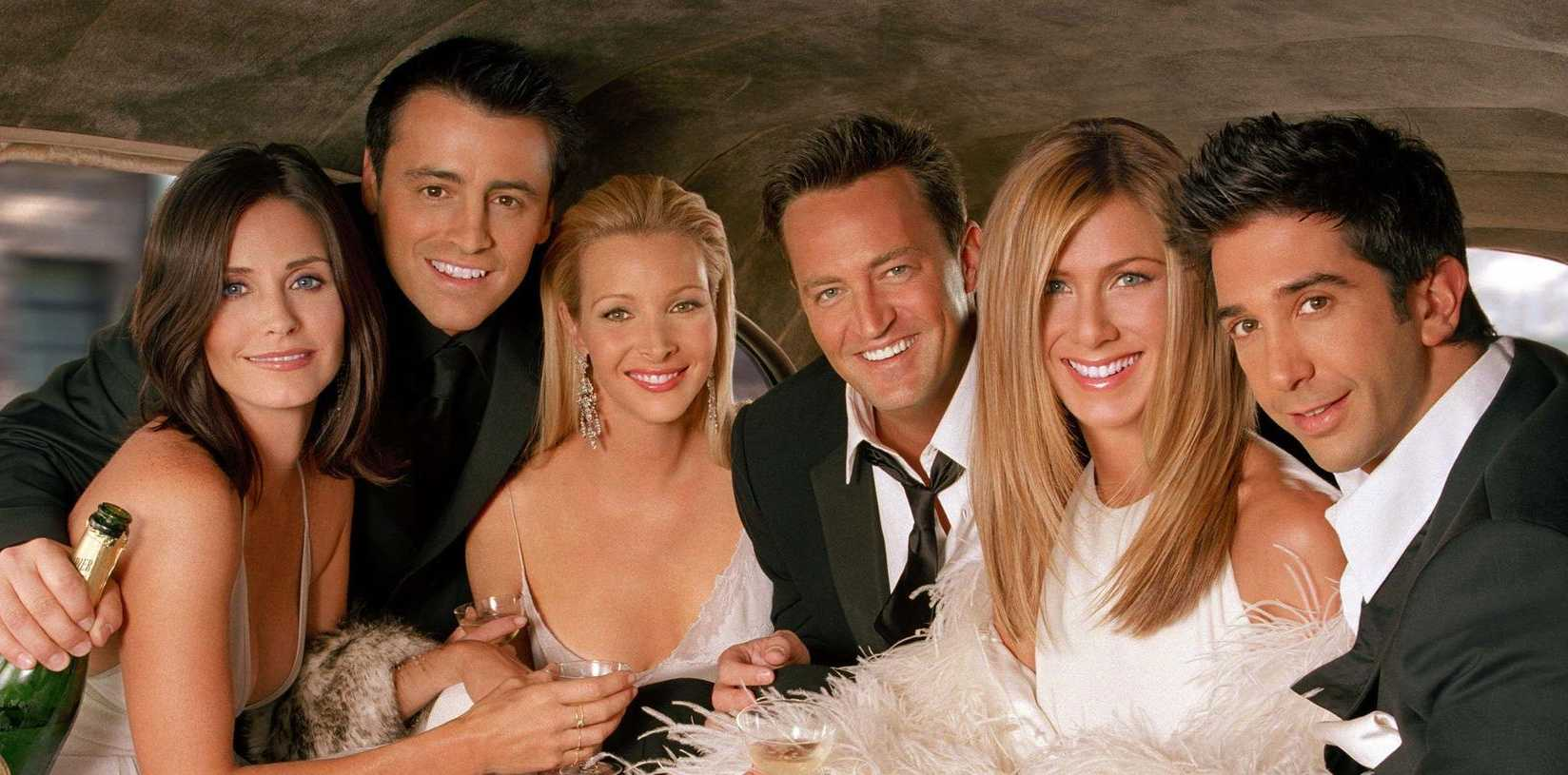 How the cast of Friends are still riding the TV wave, before the show streams on BINGE