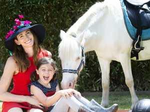 Popular children's pony ride business faces closure