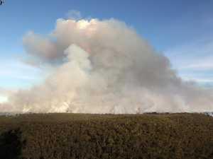 SMOKE WARNING: Planned burn to take place Monday