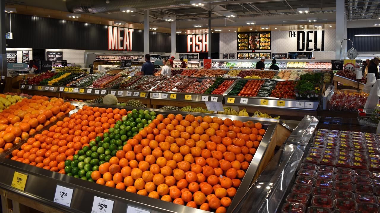 Coles has opened its new supermarket on Jones Rd at Buderim.