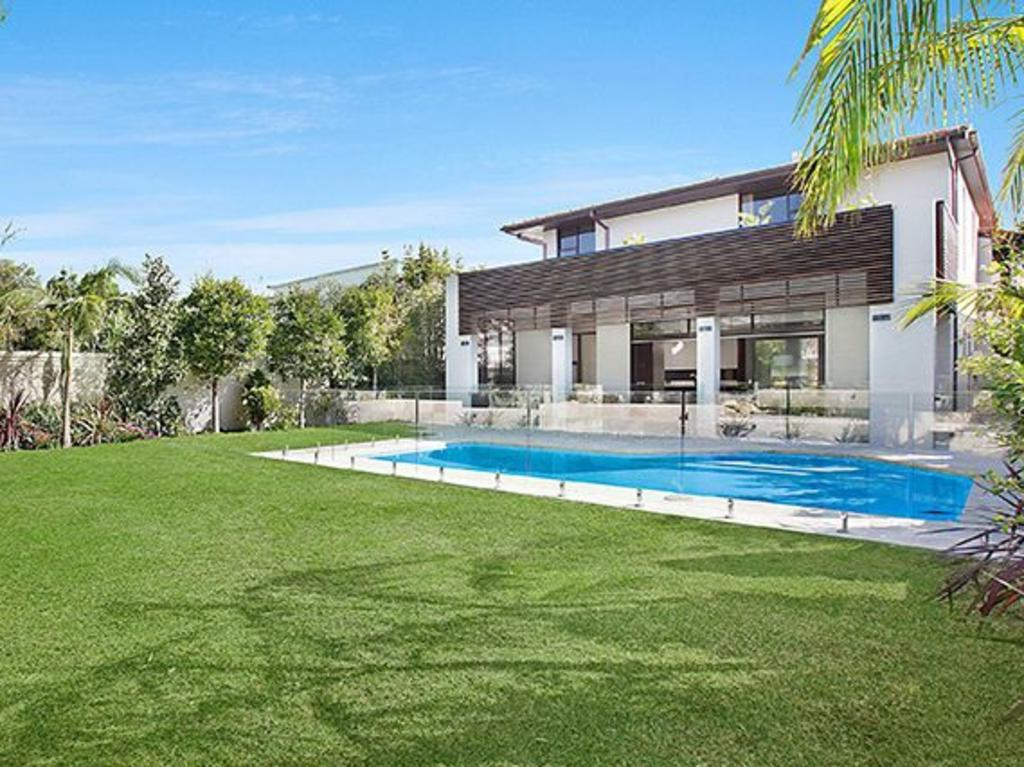 Steve Smith is set to extensively renovate his new Vaucluse home.