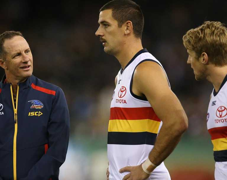 """The co-ordinators of the Adelaide Crows' infamous 2018 pre-season camp have hit back at what they see as a """"campaign"""" by the media."""