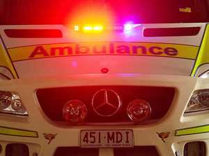 UPDATE: Two injured in single-vehicle rollover on Bruce Hwy