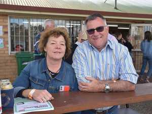 Debra and Simon Fleming.