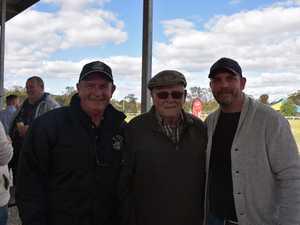 Mark, Brian and Andrew Sullivan..