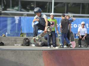 Under-16 shredders hit the bowl at the annual