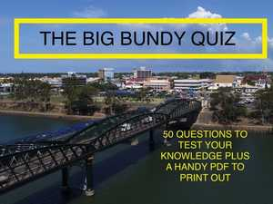 BIG BUNDY TRIVIA: How many of these questions can you solve?