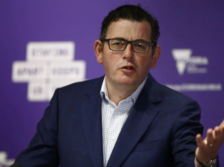 "Victorian Premier Daniel Andrews says it will be a summer ""like no other"". Picture: NCA NewsWire / Daniel Pockett"