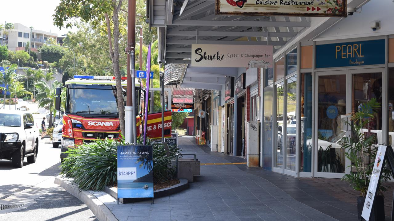 Two women were injured in a kitchen explosion at The Red Plate in Airlie Beach this afternoon, September 13, 2020.