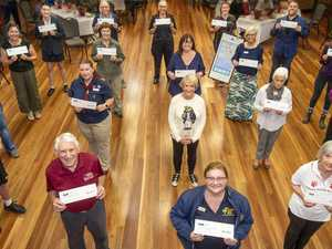 Charity shares $85k to boost Coast community