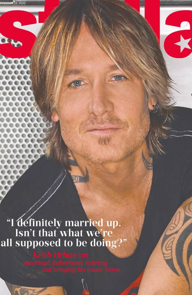 Urban is this week's Stellar cover star. Picture: Supplied.