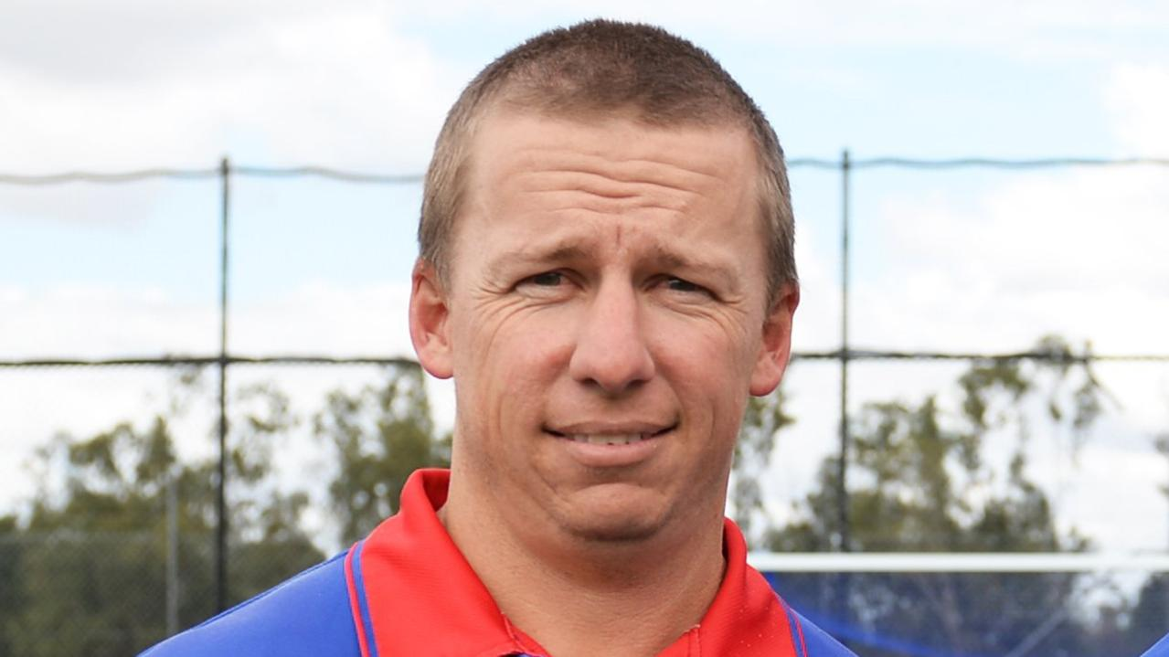 """Capricornia coach Aaron Harmsworth: """"If we are there at the end of the tournament and fighting fit, I give us a chance."""""""