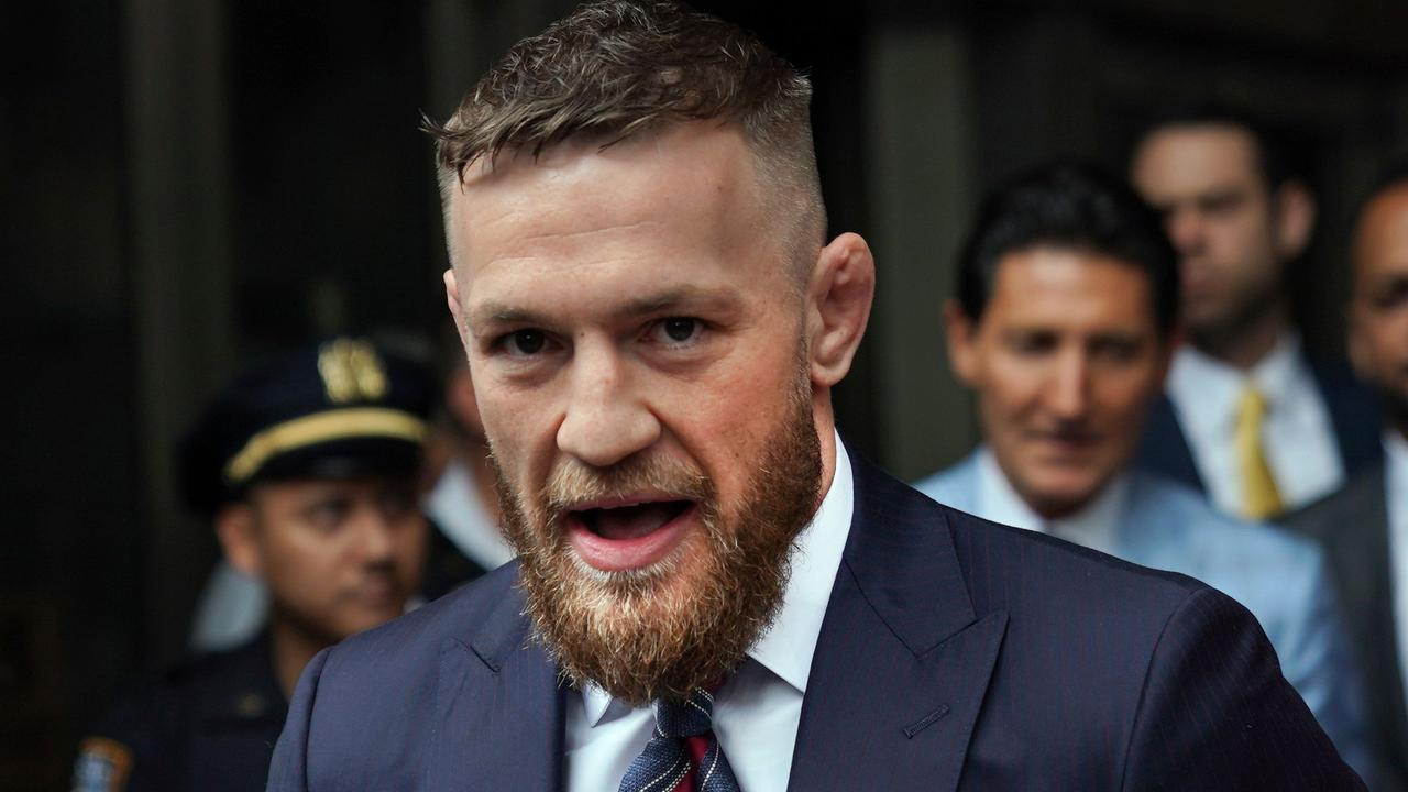 Conor McGregor arrested for attempted sexual assault and indecent exposure in Corsica