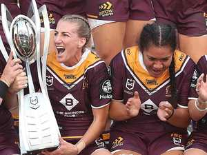 QLD great heads south for NRLW 2020