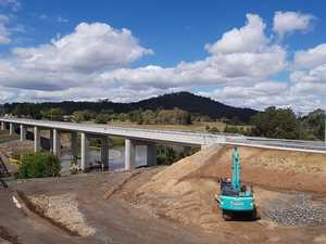 Brand new $48M bridge opens to traffic