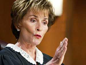 Letter reveals truth about Judge Judy