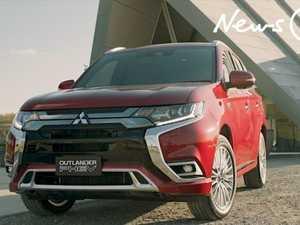 Tested: New Mitsubishi Outlander PHEV