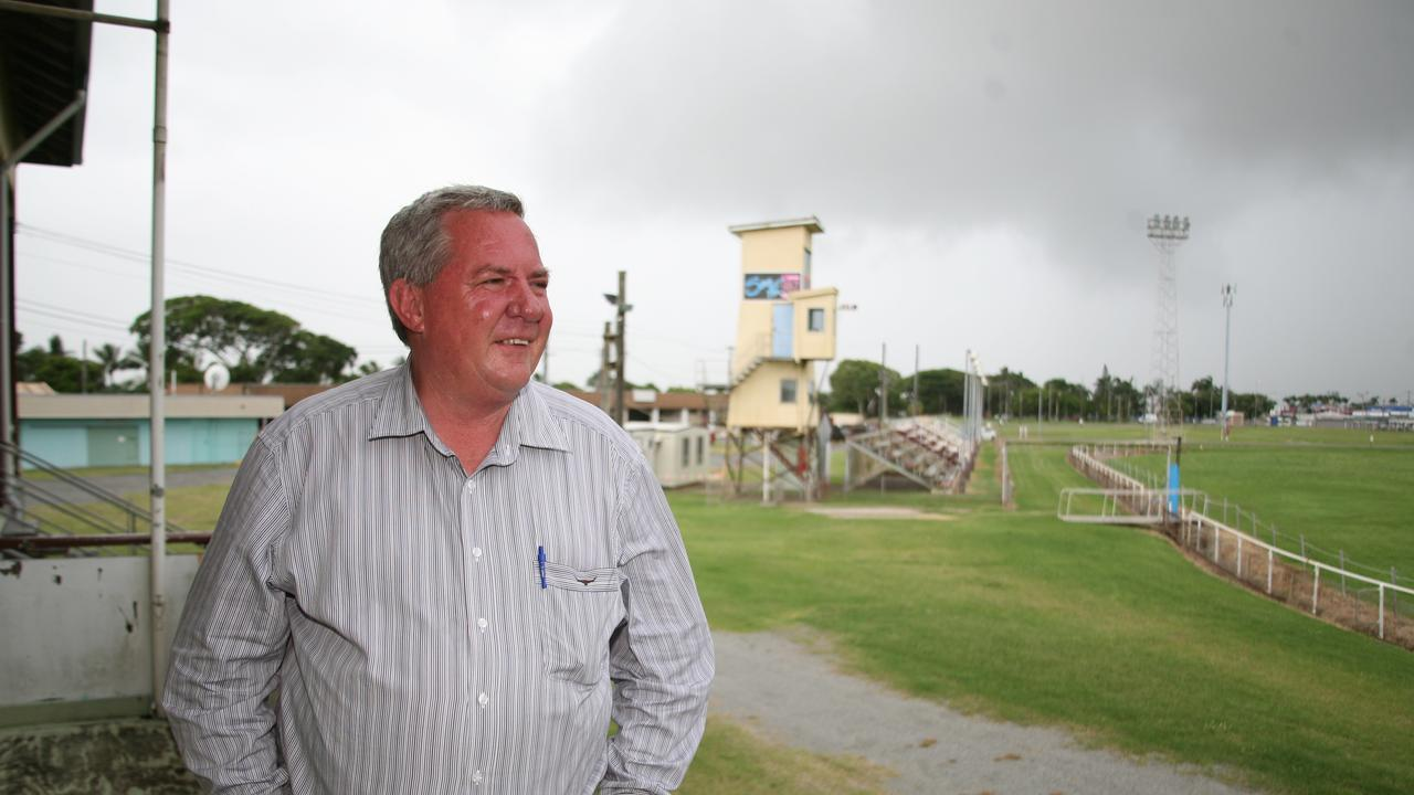 Mackay MP Tim Mulherin played an integral role in upgrading the Mackay Showgrounds. Picture: Lee Constable